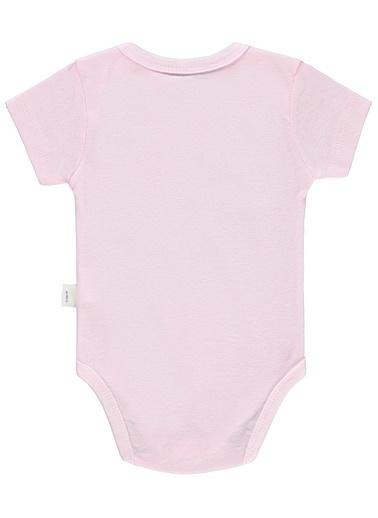Civil Baby Civil Baby Bebek Çitçitli Badi 0-24 Ay Pembe Civil Baby Bebek Çitçitli Badi 0-24 Ay Pembe Pembe